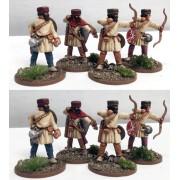 Saga - Archers Romains