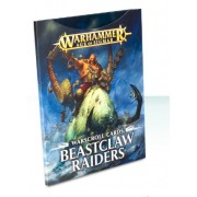 Age of Sigmar : Warscroll Cards - Beastclaw Raiders