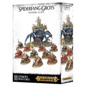 Age of Sigmar : Spiderfang Grotz - Venom Clan