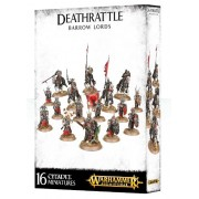 Age of Sigmar : Deathrattle - Barrow Lords