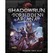Shadowrun - 5th Edition : Forbidden Arcana