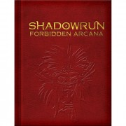 Shadowrun - 5th Edition : Forbidden Arcana (Limited)