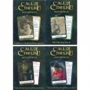 Call of Cthulhu 7th Ed - Keeper Decks