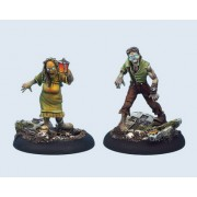 Wolsung - Ven Rier Agents - Ghouls