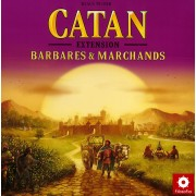 Catane - Extension Barbares & Marchands