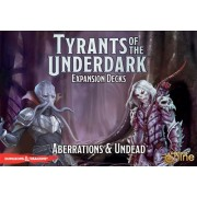 Dungeons & Dragons : Tyrants of the Underdark - Aberrations & Undead Expansion Decks