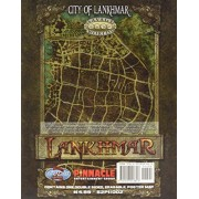 Savage Worlds RPG : Lankhmar Poster Map pas cher