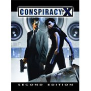 Conspiracy X 2.0 RPG - Core Rule Book pas cher