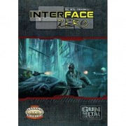 Savage Worlds - Interface Zero 2.0 (Hardcover)