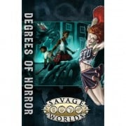 Savage Worlds - East Texas University : Degrees Of Horror Limited