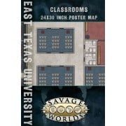 Savage Worlds - East Texas University : Maps Classrooms / Off Campus Housing pas cher