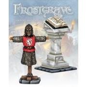 Frostgrave - Armure et Pupitre (Trésors Alternatifs)