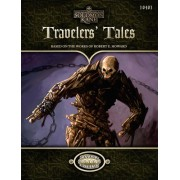 Savage Worlds - Solomon Kane : Travelers' Tales pas cher