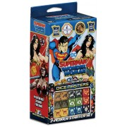 Dice Masters (Anglais) - Superman and  Wonder Woman Starter Set pas cher