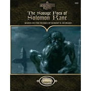 Savage Worlds - Solomon Kane : The Savage Foes of Solomon Kane