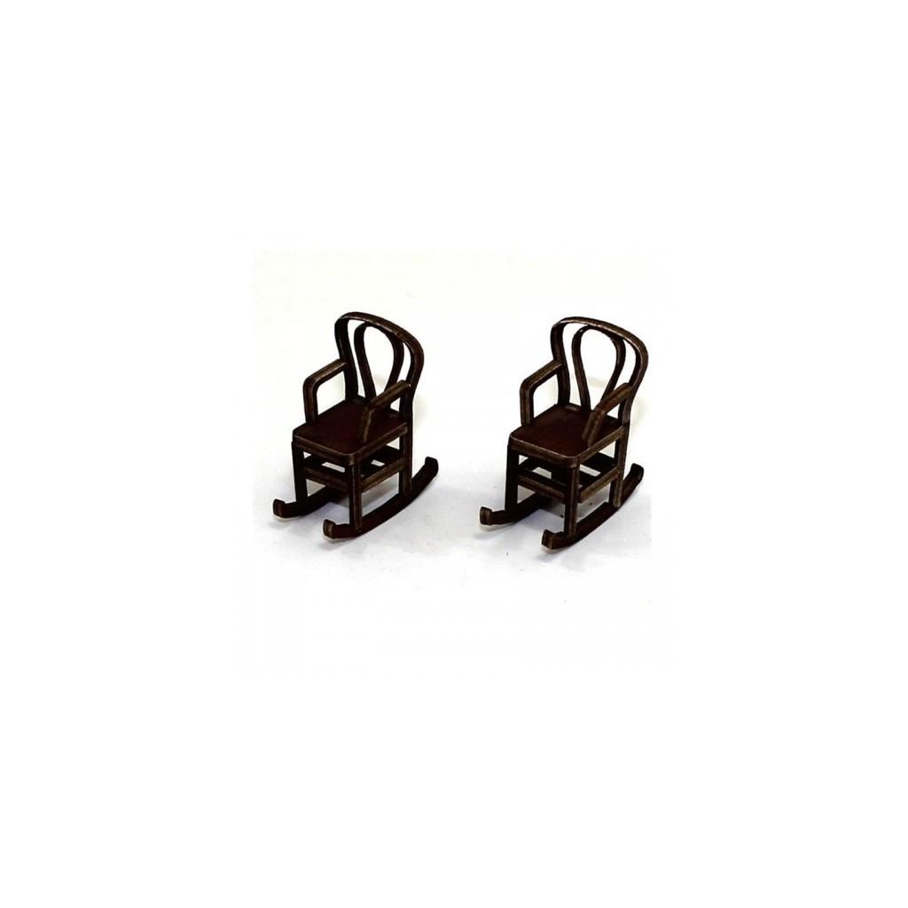 Chaises bascule boutique philibert en for Chaise a bascule