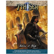 7th Sea 2nd Ed. - Nations of Théah Vol.2