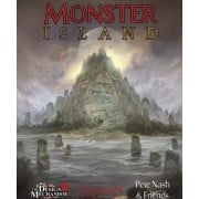 Mythras - Monster Island pas cher