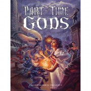 Part Time Gods RPG (Hardcover) pas cher
