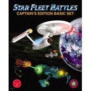 Star Fleet Battles : Captain's Edition Basic Set
