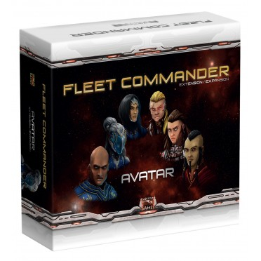 Fleet Commander - Extension Avatar