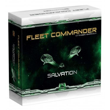 Fleet Commander - Extension Salvation