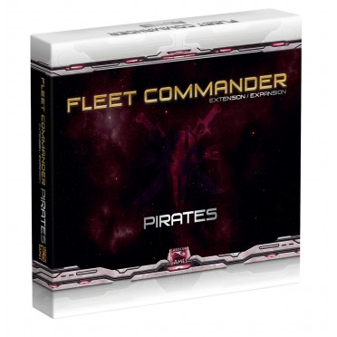 Fleet Commander - Extension Pirates