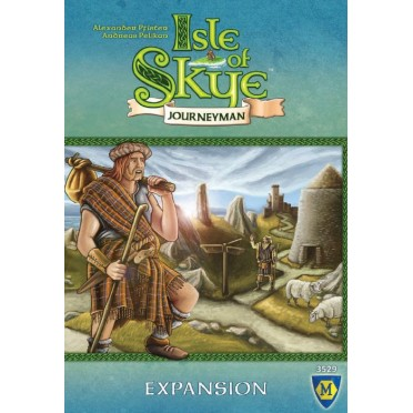 Isle of Skye : Journeyman Expansion