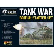 Bolt Action - Tank War: British Starter Set et Livret de Règles Bolt Action pas cher