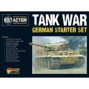 Bolt Action - Tank War: German Starter Set et Livret de Règles Bolt Action pas cher