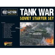 Bolt Action - Tank War: Soviet Starter Set et Livret de Règles Bolt Action pas cher