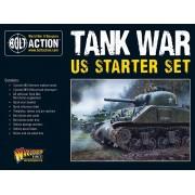 Bolt Action - Tank War: US Starter Set et Livret de Règles Bolt Action pas cher