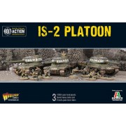 Bolt Action - IS2 Platoon pas cher