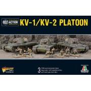 Bolt Action - KV1/2 Platoon