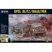 Bolt Action - Opel Blitz/Maultier pas cher