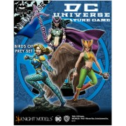 DC Universe - Birds of Prey Set pas cher