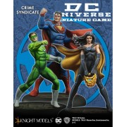 DC Universe - Crime Syndicate
