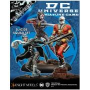 DC Universe - Suicide Squad Set