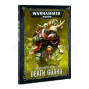 W40K : Codex - Death Guard 8ème Edition VF (Rigide)