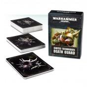 W40K : Accessoires - Cartes Techniques Death Guard VF