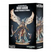 W40K : Death Guard - Mortarion Deamon Primarch of Nurgle