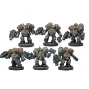 Warpath - Forge Father - Hammerfist Drop Team pas cher