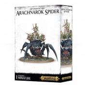 Age of Sigmar : Destruction - Arachnarock Spider