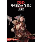 D&D : Spellbook Cards - Druid pas cher