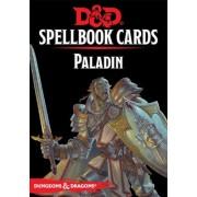 D&D : Spellbook Cards - Paladin