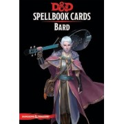 D&D : Spellbook Cards - Bard