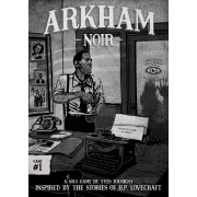Arkham Noir: Case 1 - The Witch Cult Murders pas cher