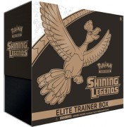 Pokemon Elite Trainer Box - SL 3.5 Légendes Brillantes Ho-Oh VF