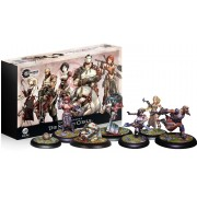 Guild Ball - The Butcher's Guild: The Scarlet Circle