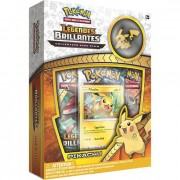Coffret Pokémon Pin Collection - SL 3.5 Légendes Brillantes : Pikachu VF